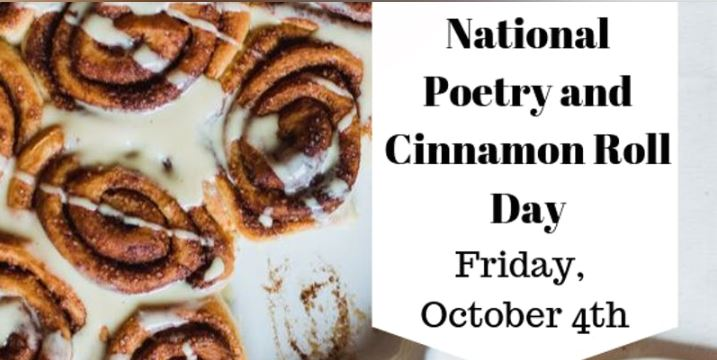 National Cinnamon Roll Day Wishes Images