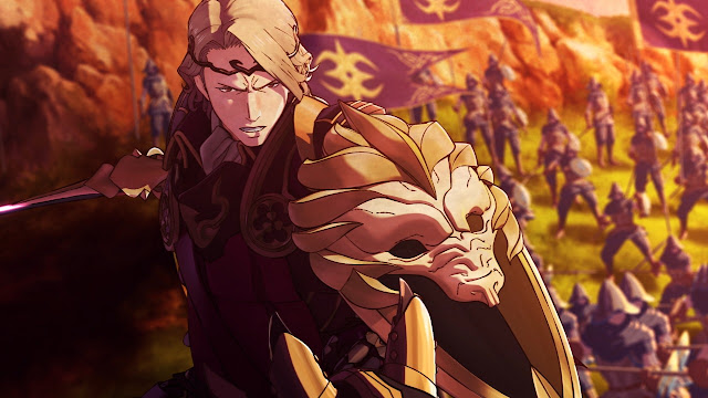 Review – Fire Emblem Fates: Conquest Xander
