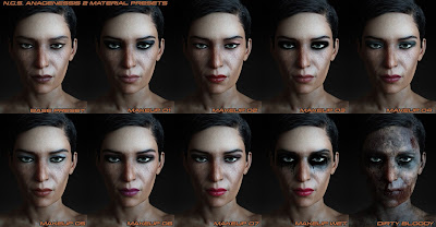 Satine Bundle for Genesis 3 Female(s)