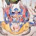 """1400-годишна гробница със странно """"синьо чудовище"""", откриха в Китай"""