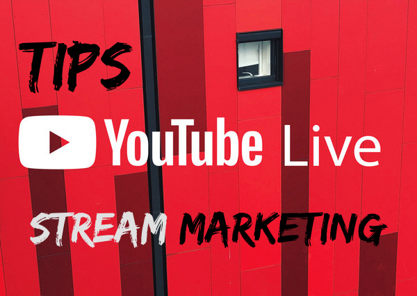 Tips for Success in YouTube Live Stream Marketing