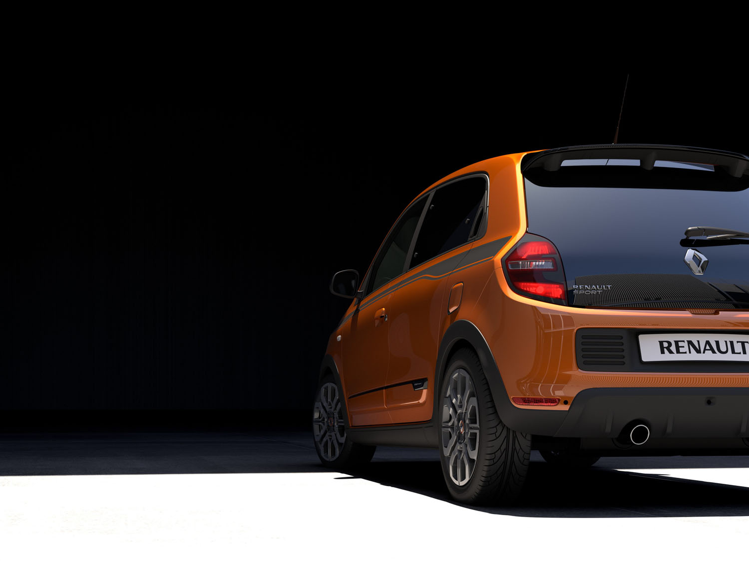 new renault twingo gt coming to goodwood with 110 hp. Black Bedroom Furniture Sets. Home Design Ideas