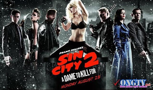 Xem phim Thành Phố Tội Ác 2 - Sin City: A Dame To Kill For (2013) 1