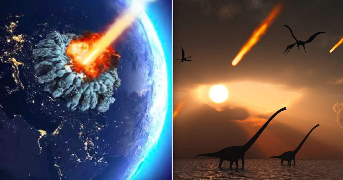 Scientists Discover 52-Foot-Tall 'Megaripples' From Asteroid That Killed The Dinosaurs Under Louisiana