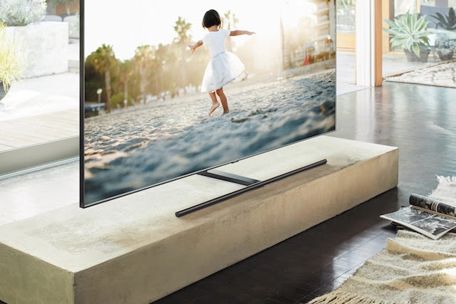 Samsung 2018 TV lineup unveiled, brings Bixby and other enhancements