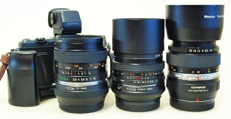 3 Favorite Manual Focus Primes