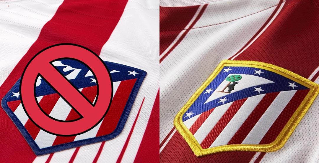 26dc2df647d Puma teria sugerido para o Atlético de Madrid voltar com seu antigo escudo