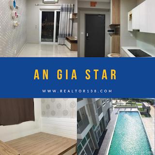 chung cư An Gia Star 2 phòng ngủ đường quốc lộ 1a quận Bình Tân
