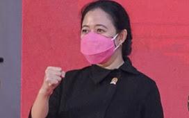 Ketua DPR RI Puan Maharani Apresiasi Kinerja TNI-Polri Lakukan Percepatan Vaksinasi