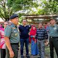 Danpussenkav Kodiklat TNI AD Tutup Latihan Berkuda di Sumbawa
