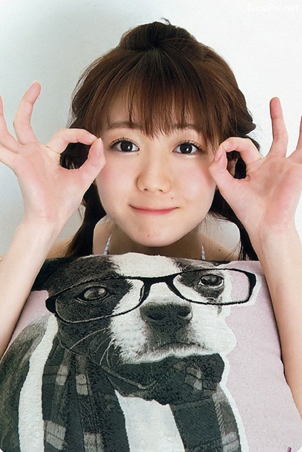 Image Japanese Singer And Idol - Otani Emiri - [Young Animal] 2019 No.13 - TruePic.net - Picture-10