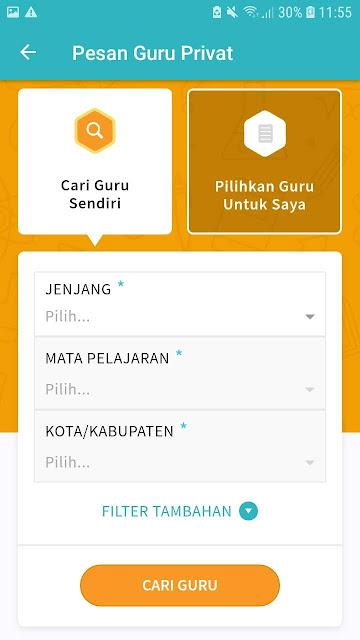 Cari Guru Les Privat Surabaya