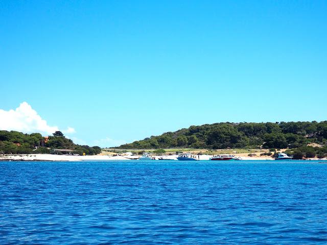 Blue Lagoon, Dalmatian Coast Islands, Croatia