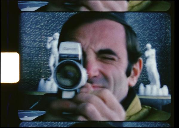 Aznavour, Le regard de Charles   Entrevue avec Marc Di Domenico et Mischa Aznavour
