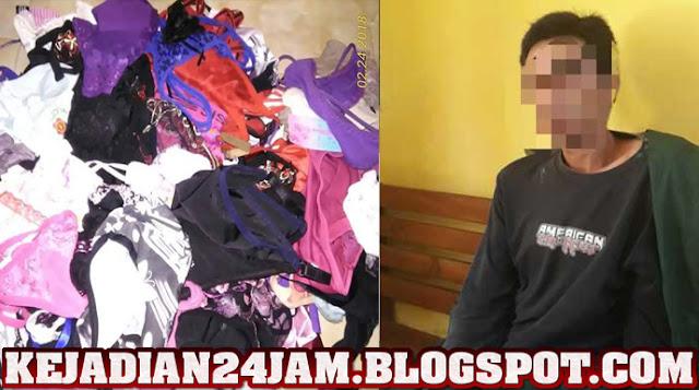 Pencuri Celana Dalam Di Palopo Bebas Karena Korbannya Ikhlas
