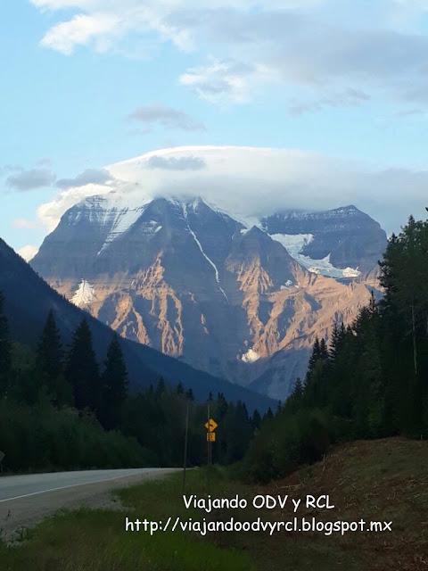 Mount Robson Provincial Park. Canada. Viajando ODV y RCL  http://viajandoodvyrcl.blogspot.mx