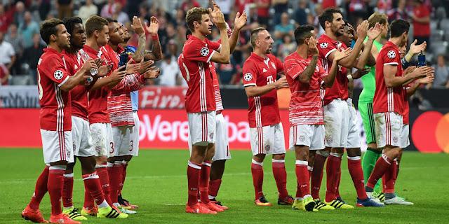 Rostov Terpukau Oleh Kekuatan Bayern