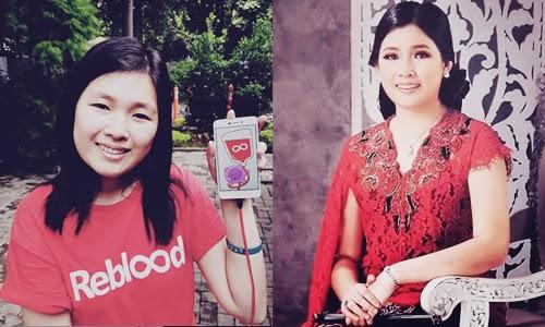Biodata Leonika Sari Si Founder dan CEO RedBlood Asal Surabaya