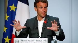 France's President Emmanuel Macron backs 5G technology over 'the Amish model'