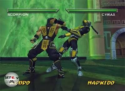 ماذا عن تحميل لعبة Mortal Kombat 5 للكمبيوتر من ميديا فاير