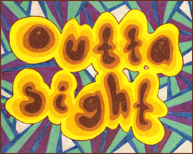 Psychedelic Text