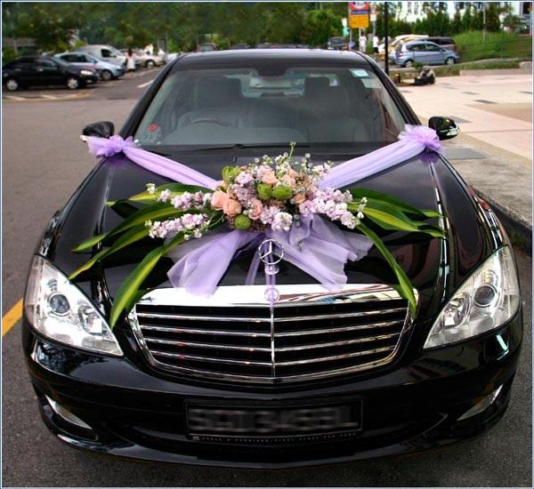 Beautiful Car Decorations
