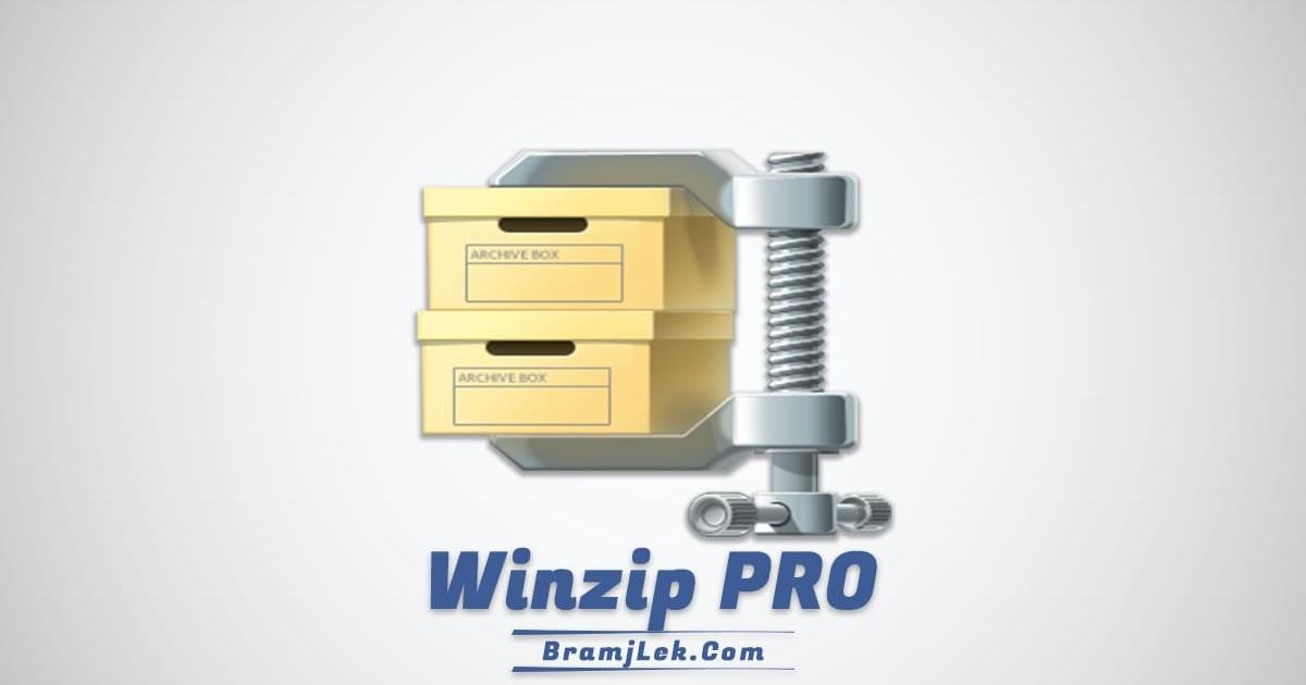 تحميل برنامج وين زيب كامل مع الكراك