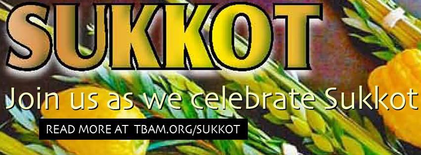 Sukkot Wishes for Whatsapp