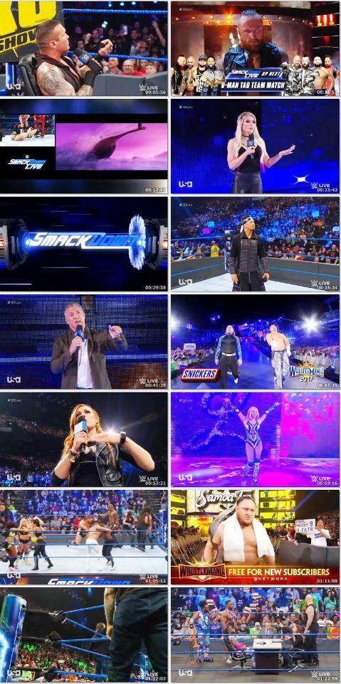 WWE Smackdown Live 02 April 2019 720p HDRip 1GB Download