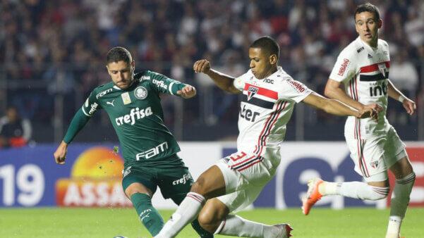 مشاهدة مباراة ساو باولو وبالميراس بث مباشر اليوم 10-10-2020 الدوري البرازيلي