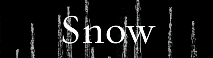 Girls Made of Snow & Glass by Melissa Bashardoust