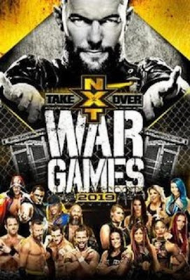 WWE NXT TakeOver WarGames 2019 English 480p WEBRip 600MB