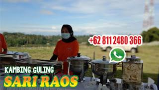 Paket Kambing Guling Sari Raos Bandung, kambing guling sari raos bandung, kambing guling bandung, kambing guling,