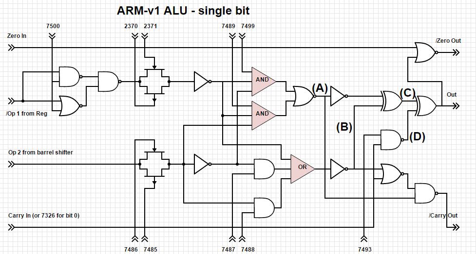 Alu Circuit Diagram – The Wiring Diagram