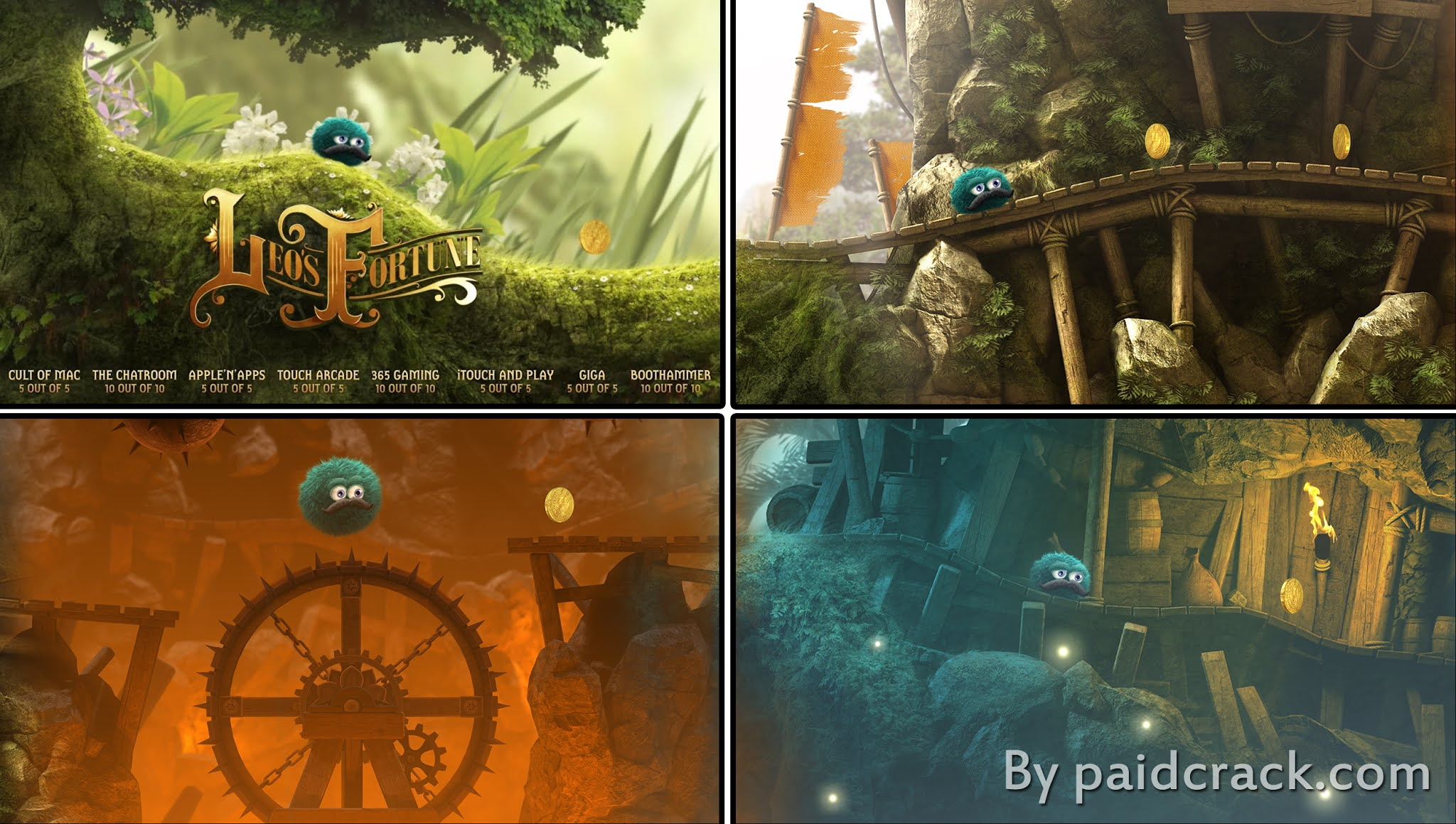 Leo's Fortune 1.0.6 Apk + OBB Free Download [Paid]
