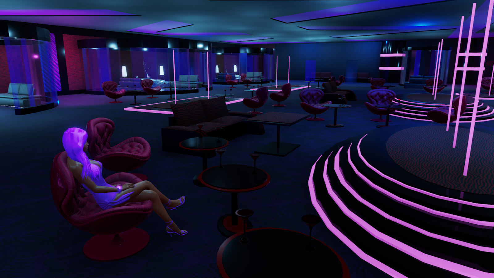 Lowndes county strip club robbed