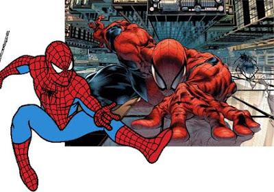 spider man superhero famous cartoon face facebook chat code get free