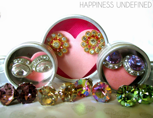 Happiness Undefined: Jojo Loves You: My Favorite Earring Company Overview and my Collection