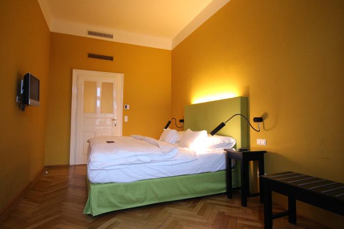 Hotel Altstadt Vienna Schlafzimmer