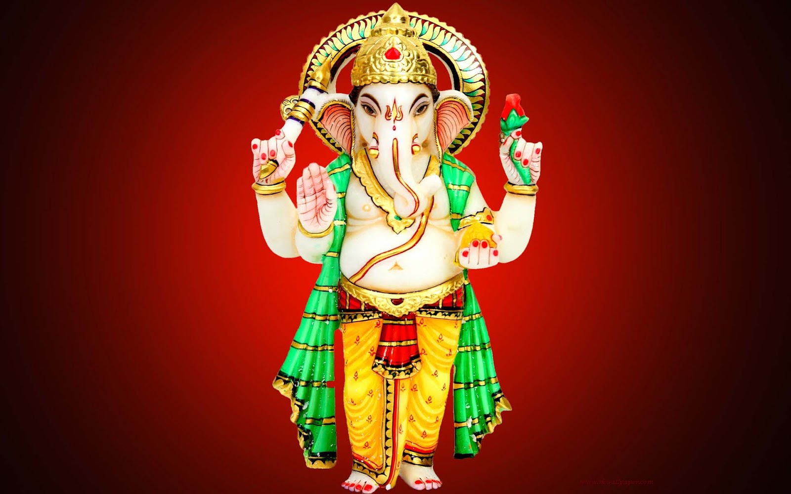 lord ganesha wallpaper computer background - photo #21