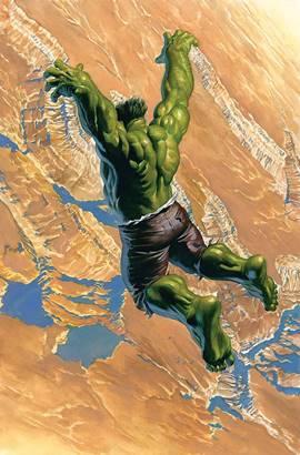 El poder de Hulk es ilimitado