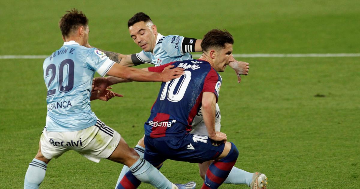 ملخص واهداف مباراة سيلتا فيجو وليفانتي (2-0) الدوري الاسباني