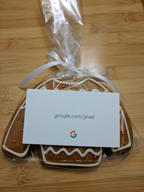 Поп-ап магазин Google у Нью-Йорку (Google Pop-Up Store, NYC)