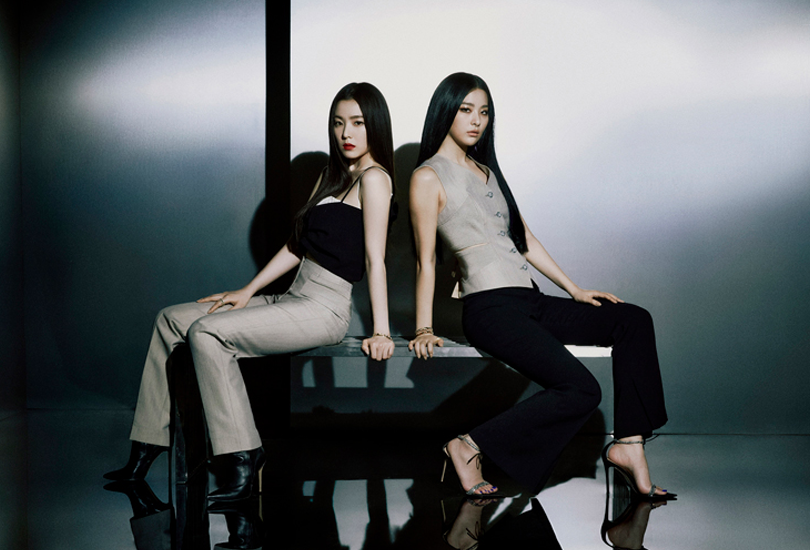 EP review: Irene & Seulgi (Red Velvet) - Monster | Random J Pop