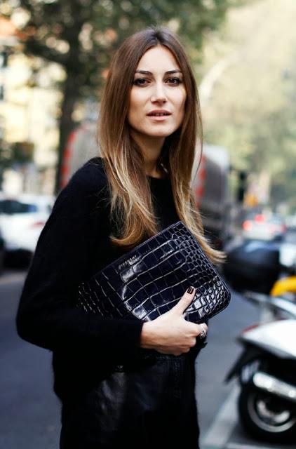 Street Style: Giorgia Tordini Milan Italy - Cool Chic Style Fashion