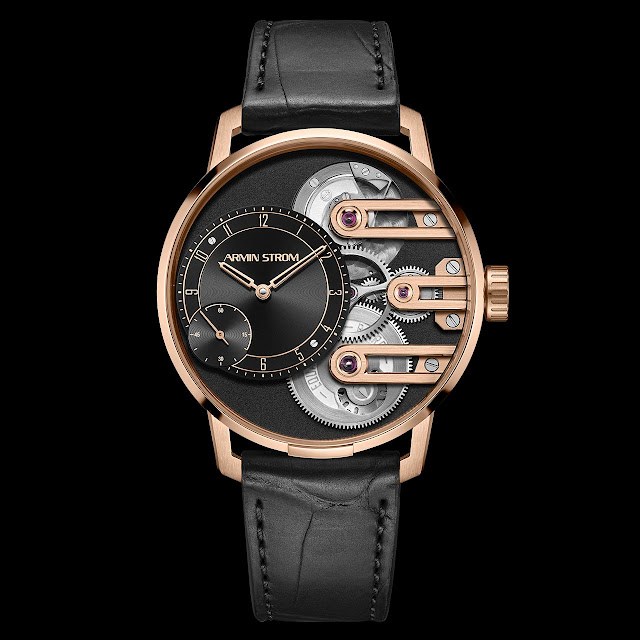 Armin Strom Gravity Equal Force in rose gold