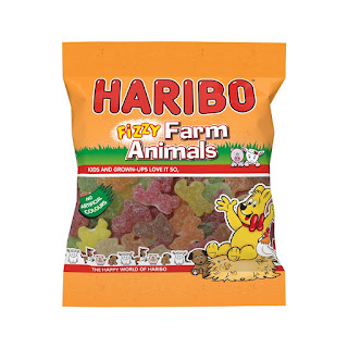 HARIBO Fizzy Farm Animals