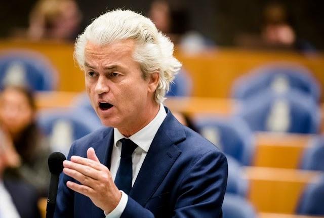 Geert Wilders beolvasott Ruttenak: Te egy iszlám nevű szörnyet importáltál hazánkba! – Videó
