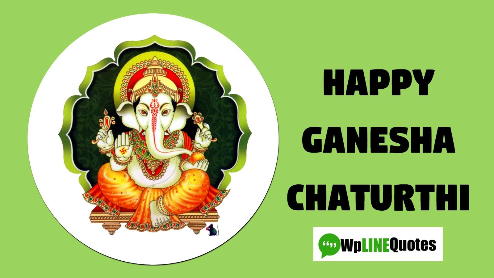 100+ Best Happy Ganesh Chaturthi 2019 Quotes In English ...