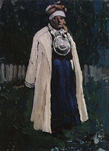 Николай Рерих - Печоры. Полуверка. 1903